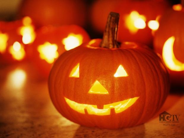 Entrando en Halloween