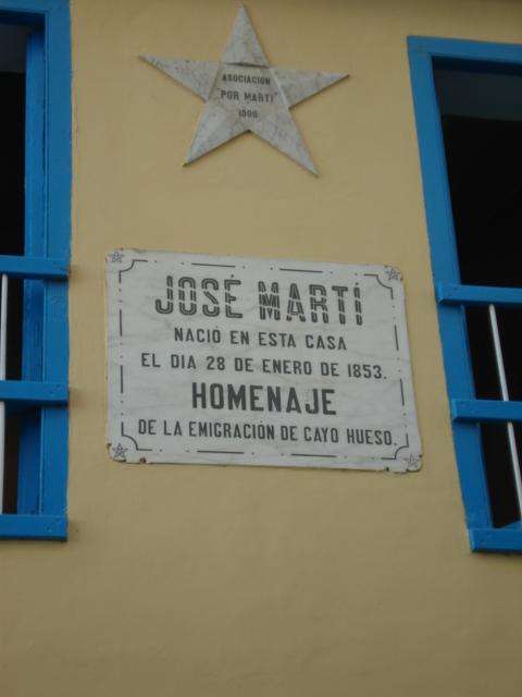 Casa de Jose Marti